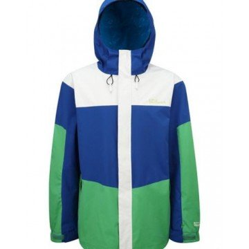 Kurtka Westbeach Eastside Insulated Niebieski Ice