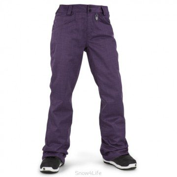 Spodnie Volcom Transfer Purple