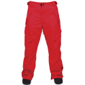 Spodnie Ride Phinney Pant Shell Red