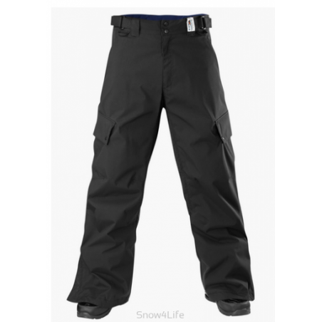 Spodnie Spodnie Westbeach Cockalorum Black