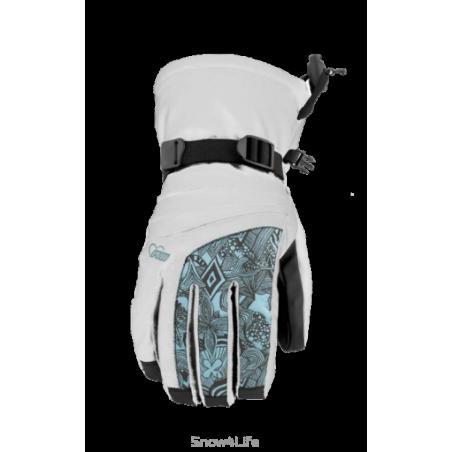 Rękawice POW Falon Biały