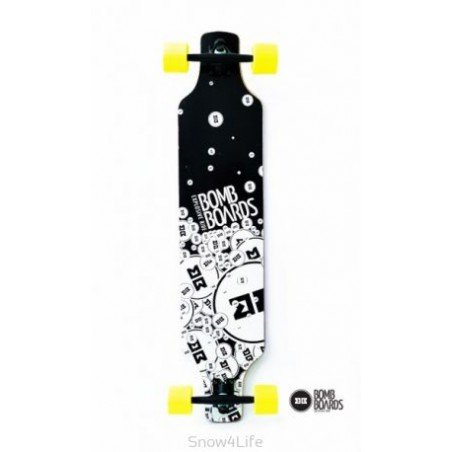 Longboard Bombboards Killer Twin