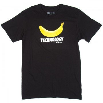 Lib Tech Banana Tech Tee