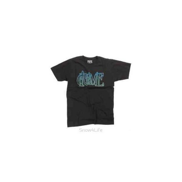 Koszulka Creme Casino (jet black)