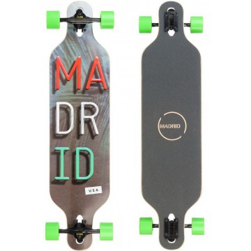 Longboard Madrid Miami Trance Drop Thru