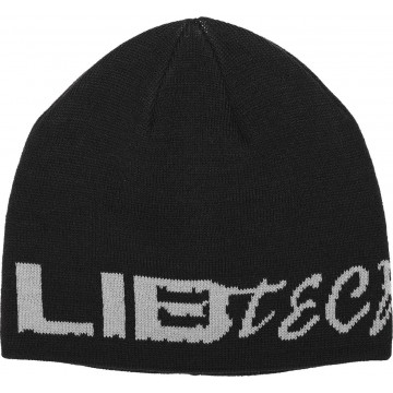 Czapka Lib Tech Staple Beanie Black