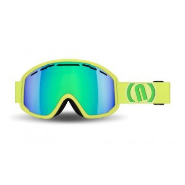 Gogle Neon Future Yellow Fluo