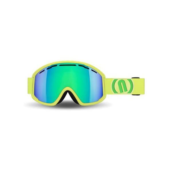 Gogle Neon Future Yellow Fluo