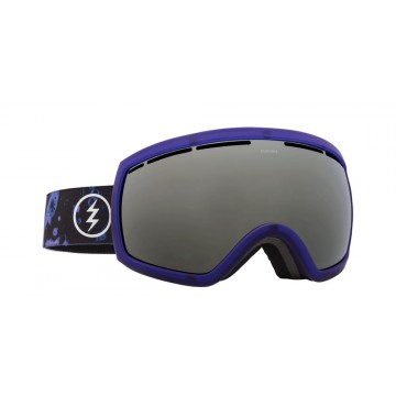Gogle Electric EG2,5 Mindlow Purple/Silver Chrome