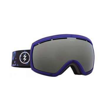 Gogle Electric EG2,5 Mindblow Purple/Brose/Silver Chrome