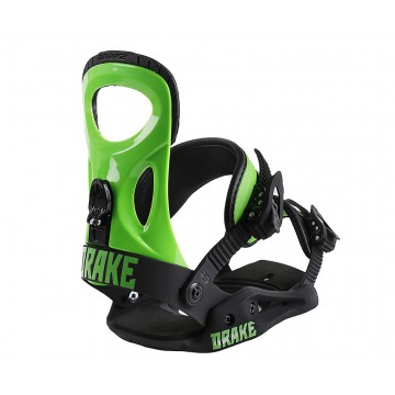 Wiązania Drake 16/17 King green fluo/black
