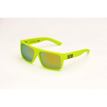 Okulary NEON RIDE YELLOW FLUO GOLD CAT 3