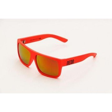 Okulary NEON-RIDE-ORANGE FLUO-RED CAT 3