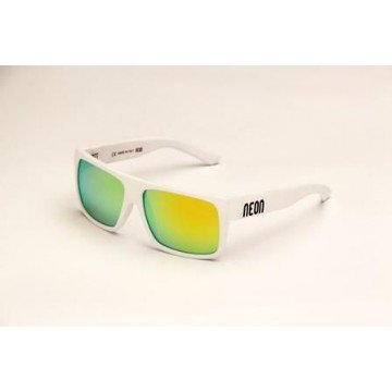 Okulary RIDE-WHITE-GOLD CAT 3