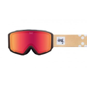 Gogle Tripout Optics Blaze (Dot, Orange Fire)