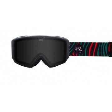 Gogle Tripout Optics Blaze (Black Hyped, Black Polarized)