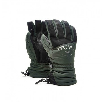 Rękawice Howl Team Green
