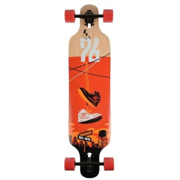 Longboard Madrid Drop Thtu Trans Shoes