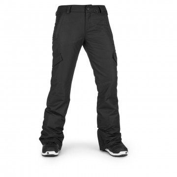 Spodnie Volcom Bridger 18/19 Black INS