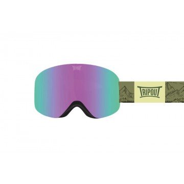 Gogle Tripout Optics Racer Purple