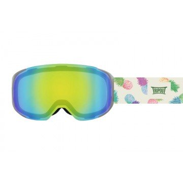 Gogle Tripout Optics Steez Pine Mint Mirrored + Szyba Clear