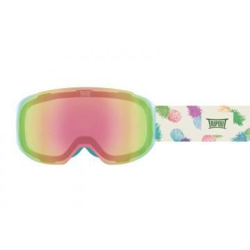 Gogle Tripout Optics Steez Pink + Szyba Foggy