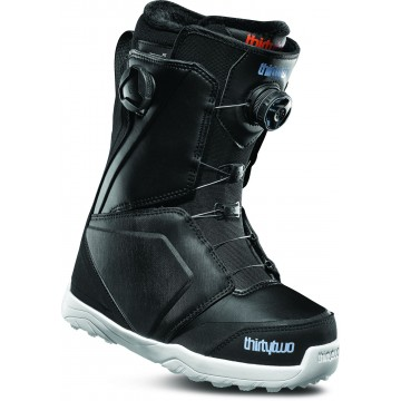 Buty ThirtyTwo Lashed WMN 18/19 Black/Blue/White
