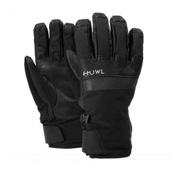 Rękawice snowboardowe Howl Tiger Glove Black