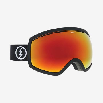 Gogle Electric EG2 Matte Black/Brose/Red Chrome