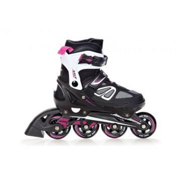 Rolki Raven Advance Black/Pink