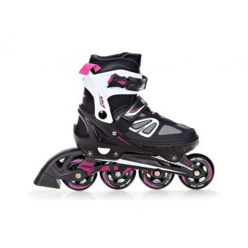 Rolki Raven Advance Black/Pink