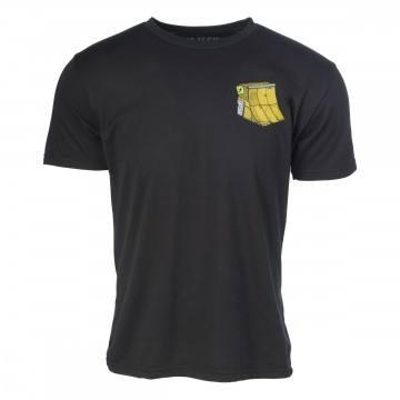 Koszulka Lib Tech Ramp Tee Black