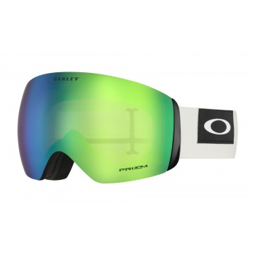 Gogle Oakley Flight Deck Blockedout Dark Brush Grey/ Prizm Snow Jade Iridium