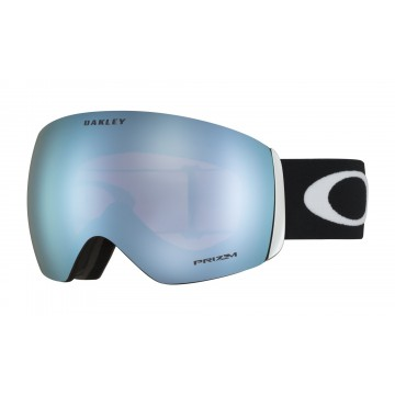 Gogle Oakley Flight Deck Matte Black/ Prizm Snow Sapphire Iridium