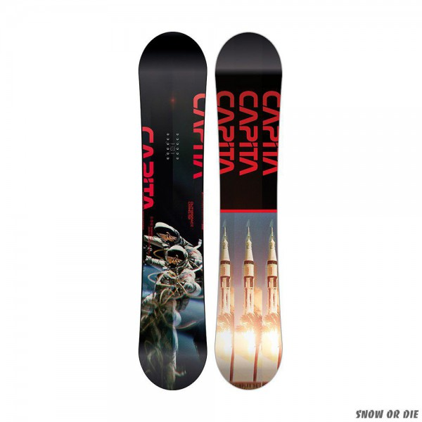 Snowboard Capita Outerspace Living 17/18