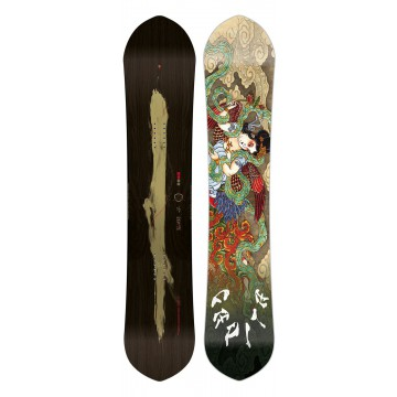 Deska CAPITA The Black Snowboard Of Death 18/19 162