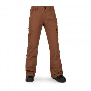 Spodnie Volcom Bridger 19/20 Copper INS