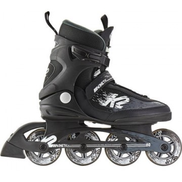 Rolki K2 Kinetic 80 Pro Black