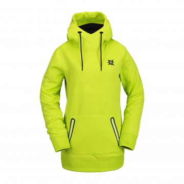 Bluza Volcom Spring Shred Lime