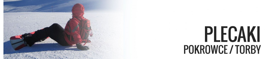 Plecaki / pokrowce / torby snowboardowe