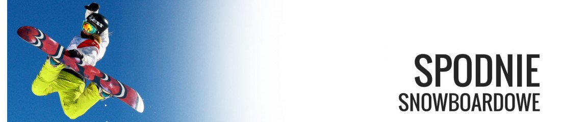 Spodnie snowboardowe DC, Volcom, Lib Tech sklep internetowy Snow4Life