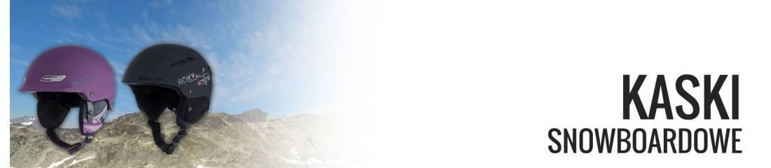 Kaski snowboardowe - Quicksilver / Roxy / DC - sklep internetowy