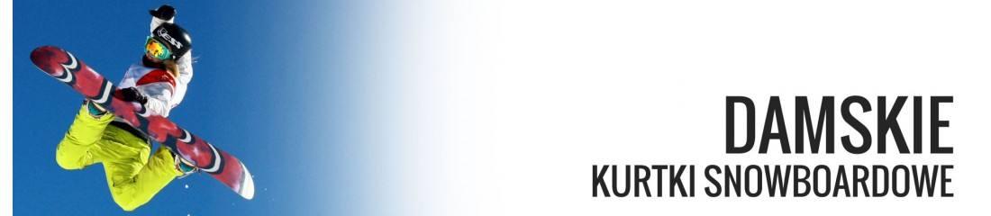 Kurtki snowboardowe damskie DC / Volcom / Westbeach sklep internetowy