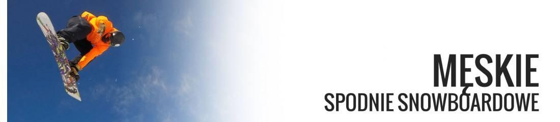 Męskie spodnie snowboardowe - sklep internetowy Snow4Life