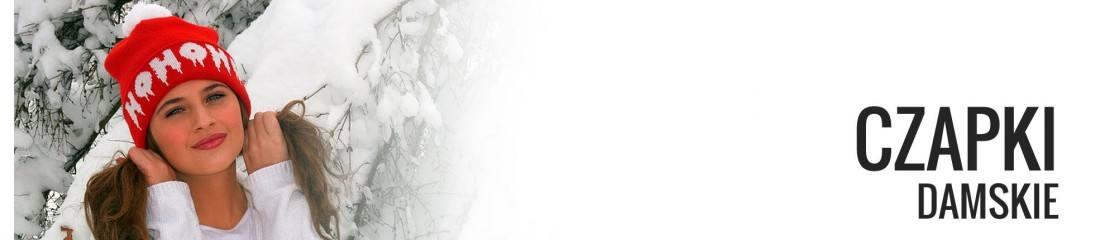 Czapki snowboardowe damskie - Lib Tech, Dakine i inne marki