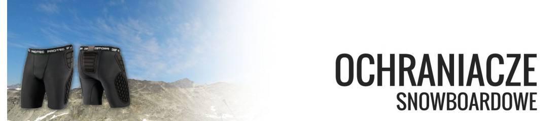 Ochraniacze snowboardowe unisex / męskie - sklep internetowy