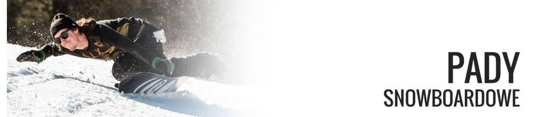 Pady snowboardowe